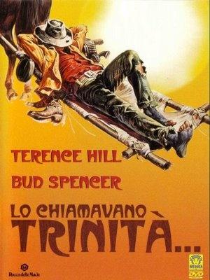 Lo chiamavano Trinità ... 1970. |    Un film di E.B. Clucher. Con Steffen Zacharias, Bud Spencer, Terence Hill, Gisela Hahn, Farley Granger.  Western, durata 104' min. - Italia 1970