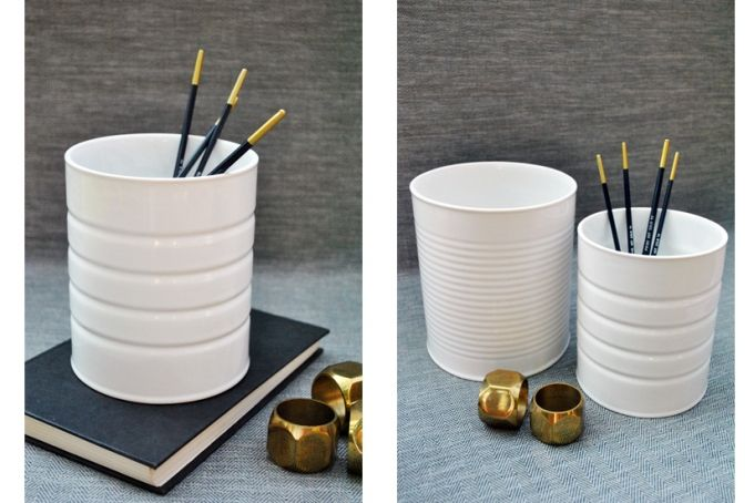 storage jar - medium by josephine road by KA.AD