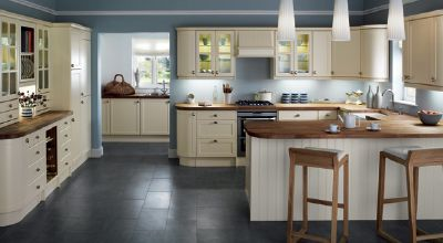 Traditional Kitchens #kitchentrends