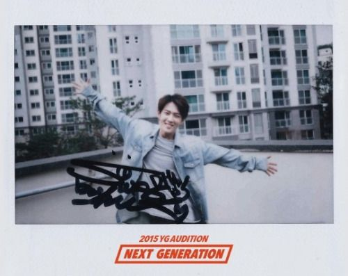 iKON Donghyuk for ( 2015 YG AUDITION : NEXT GENERATION ) SPECIAL TIP #2