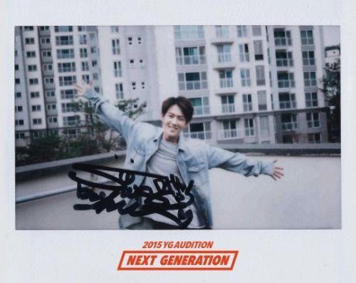 iKON Donghyuk for ( 2015 YG AUDITION : NEXT GENERATION ) SPECIAL TIP #2