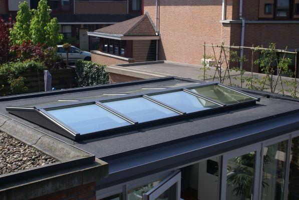 Glazen dak | Niek Roos BV