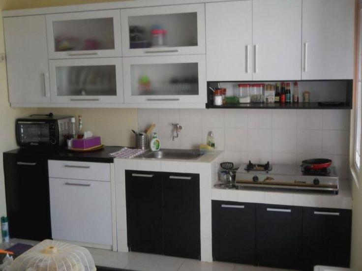 interior dapur kecil minimalis-Interior Dapur Mungil