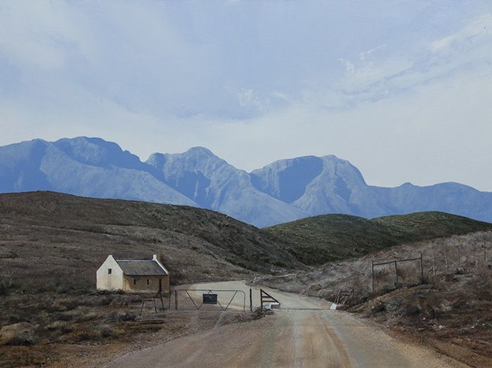 """Into The Swartberg"""