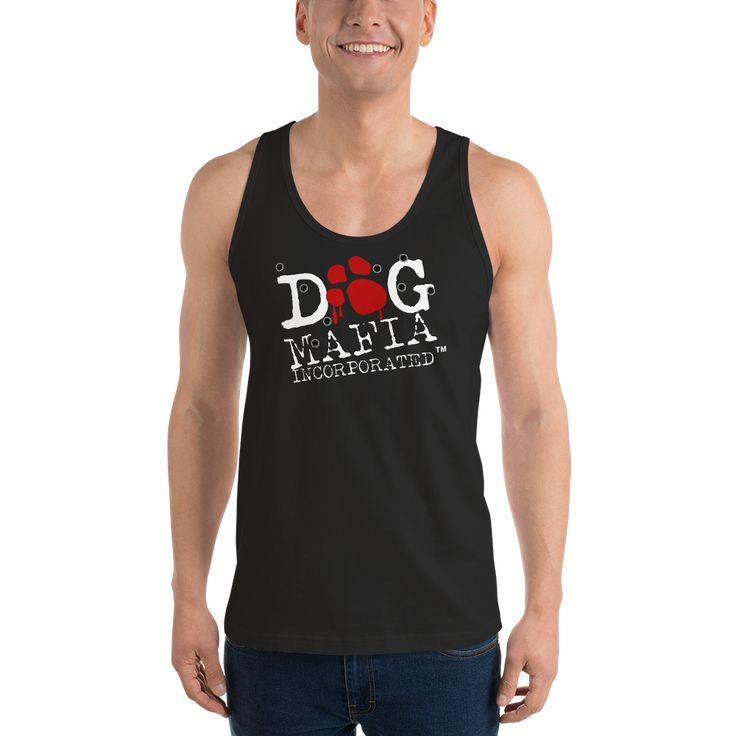 Dog mafia inc classic tank top unisex jersey tank tops