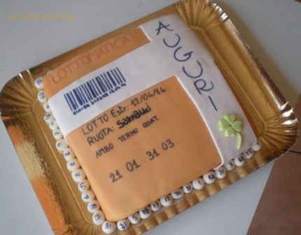 Torta lottomatica