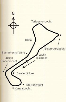 Historics Winter Season Race 2 - Zolder