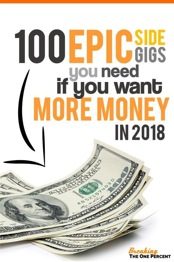 Epic Ways To Make Extra Money In 2020