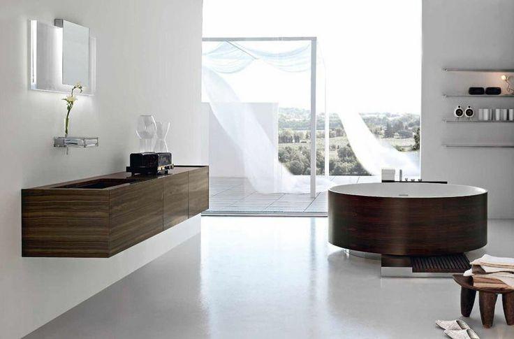 Moderní italské koupelny Toscoquattro, kompletní nabídku této značky naleznete na našem webu: http://www.saloncardinal.com/bathrooms/galerie-toscoquattro