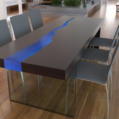 Stół do jadalni – nowoczesny design plus natura