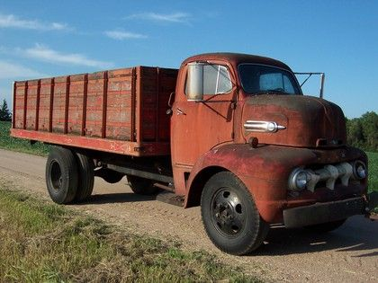 1952 Ford COE Truck F6 (2M8WH) - Ford Trucks for Sale ...