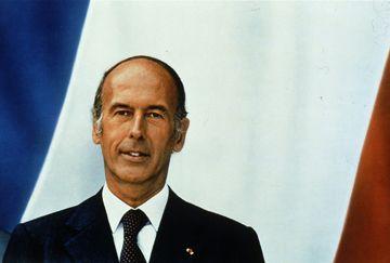Valéry Giscard d'Estaing (1926)  élu en 1974
