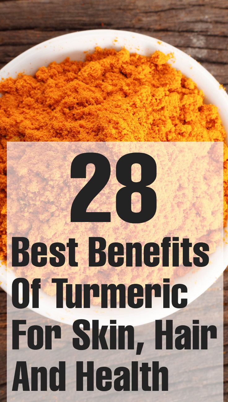 34 Best Benefits Of Turmeric (Haldi) For Skin, Hair, And ...