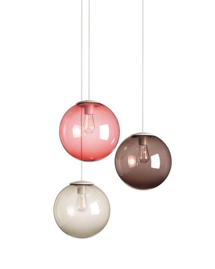 Spheremaker Assorti 3 Grey-Brown-Raspberry by Fatboy