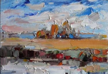 "Saatchi Art Artist Indie Ru; Painting, ""Island"" #art"