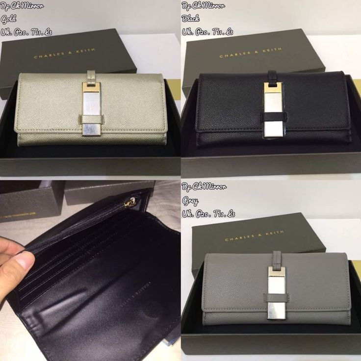 Dompet Charles and Keith Mirror Ori 7105 20x11 190rb
