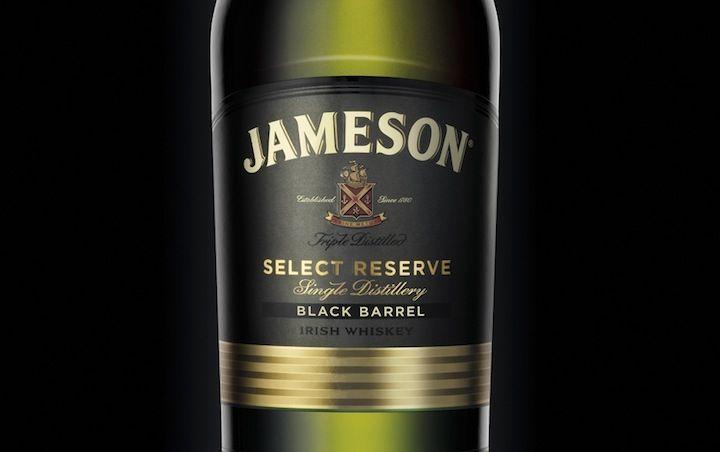 JAMESON BLACK BARREL SELECT RESERVE: Fruit, Jameson, Whiskey, Barrels, Irish, Drinks, Note, Review, Black