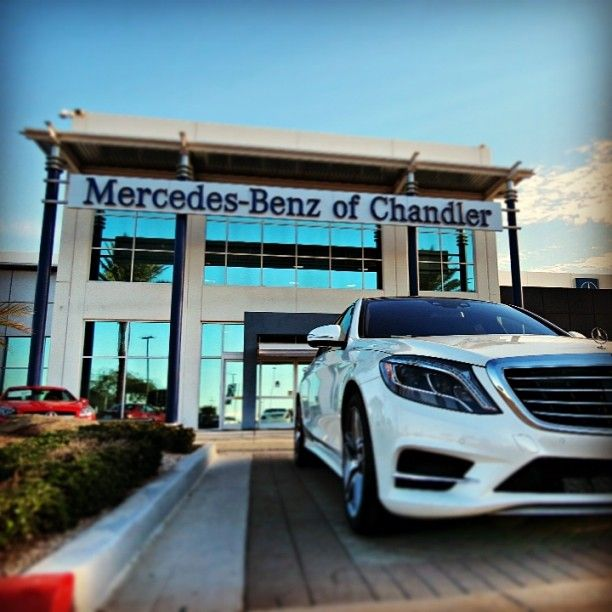 mercedes benz of chandler a penske automotive company located in. Cars Review. Best American Auto & Cars Review
