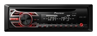 Aparelho de Som Pioneer DEH-150MP Single DIN Car Stereo With MP3 Playback #Aparelho de Som #Pioneer