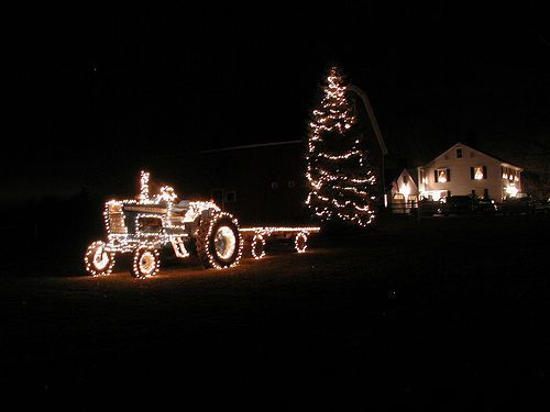 74 Best Christmas On The Farm Images On Pinterest