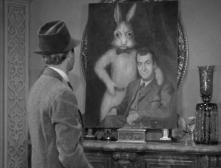"""""""Harvey"""" starring Jimmy Stewart 
