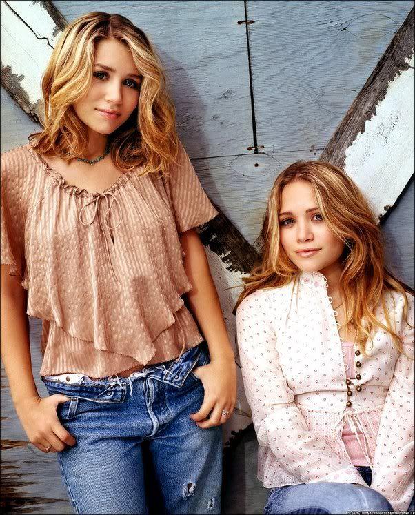 mary kate and ashley olsen photoshoot   Mary-Kate & Ashley Olsen - G-Portál