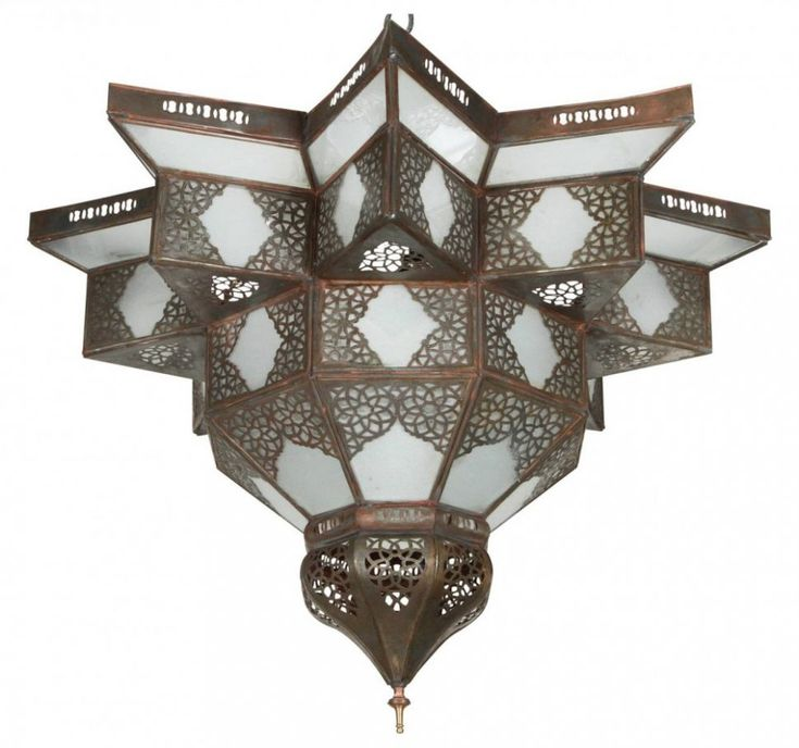 Chandeliers Design:Awesome Moroccan Chandelier Large Star Shape Frosted Glass Hanging Pendant Shade Bathroom Chandeliers Orb Style Lighting Ceiling Light Kids Table Lamp Wall Lights Lantern Magnificent moroccan chandelier