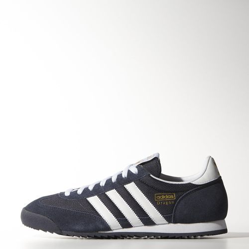 adidas - Obuv Dragon New Navy / Metallic Gold / White G50919
