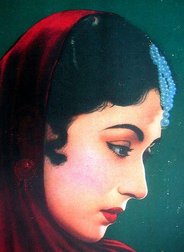 Meena Kumari, Indian actress