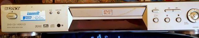 . Fantastico DVD VIDEO PLAYER SONY - DVP-NS300 en perfecto estado de funcionamiento y conservacion sin rayaduras ni ara�azos, pues no se ha utilizado nunca. Se escuchan ofertas.