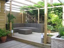 Bildresultat för bygga soffa uteplats