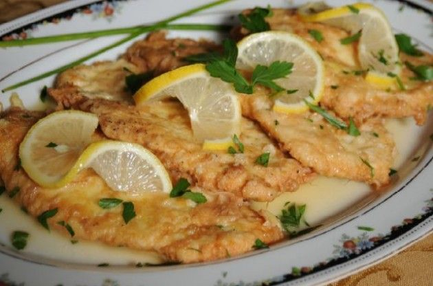 Chicken Francaise [Recipe] - this is the recipe closest to the one I use! Making this tonight! ;)