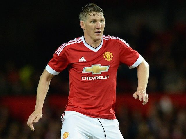 "Zlatan Ibrahimovic ""happy"" to see Bastian Schweinsteiger feature for Manchester United"