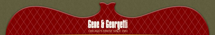 ANOTHER WONDERFUL CHICAGO STEAK HOUSE AND EATERY. AMAZING ITALIAN FOOD..GREAT SERVICE AND WINE SELECTION.