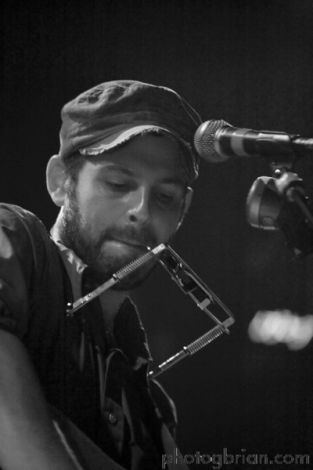 Gregory Alan Isakov, there's something about a man with a harmonica.
