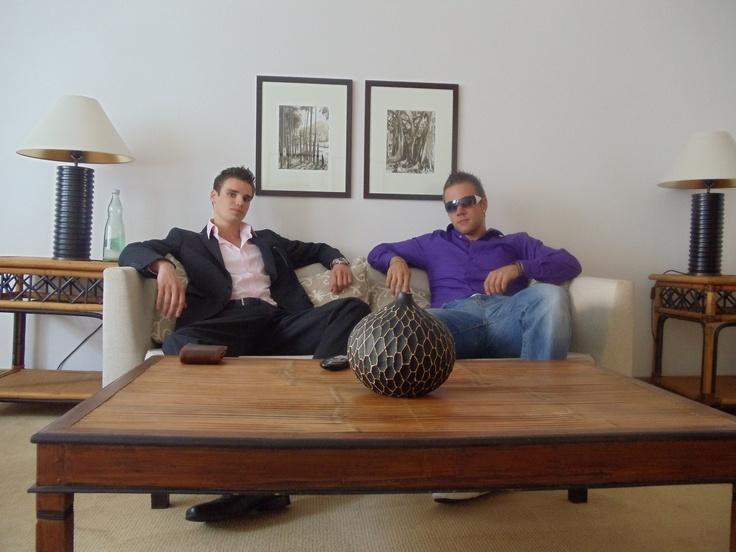 in Berlin-City :-P   The Mandala Suites