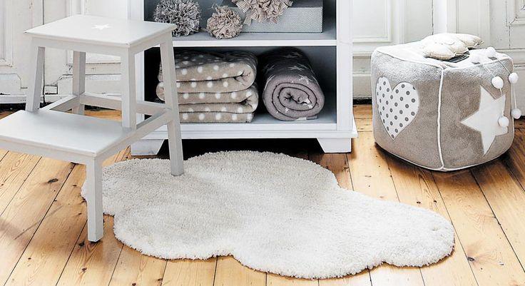 Tapis bébé : Le choix d'un tapis pour la chambre de bébé