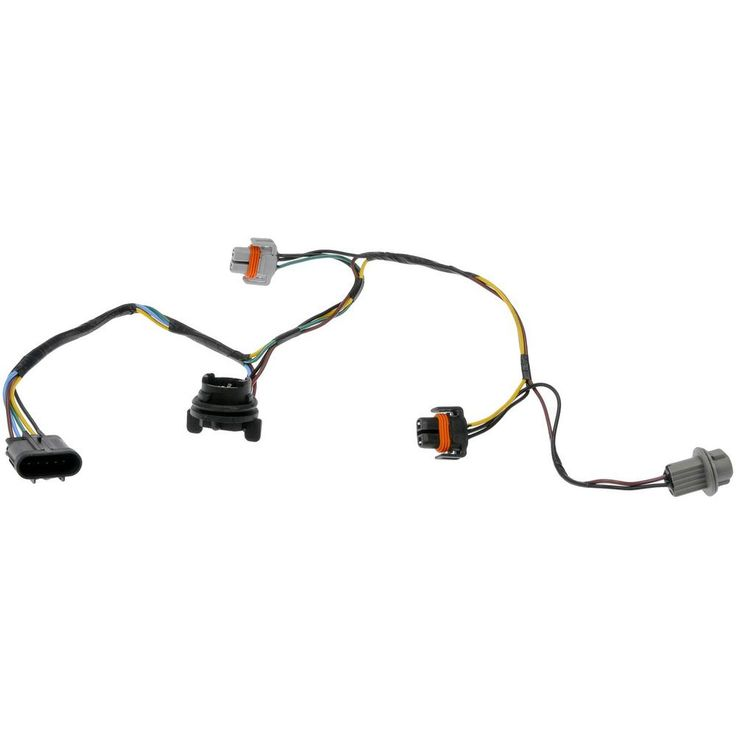 TECHoice Headlight Socket And Connector Wire Harness