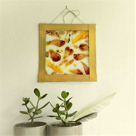 Tulips flowers picture floral gift wall decor window