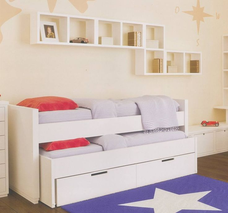M s de 25 ideas incre bles sobre camas nido en pinterest for Cama nido ikea