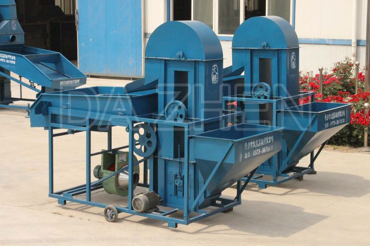 15-20t/h grain cleaning and grading sieve/sifter.