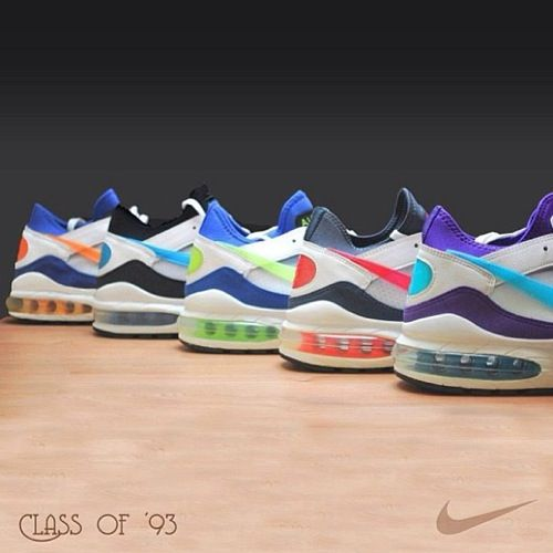 quality design 53f25 2ea63 Nike Air Max 1993  Mens fashion in 2019  Shoes, Nike basketball shoes,  Sneakers