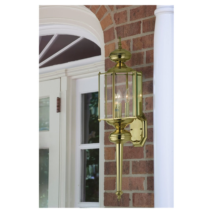 49 best outdoor lighting ideas images on pinterest exterior classico collection by sea gull lighting single light outdoor wall lantern lighting aloadofball Images