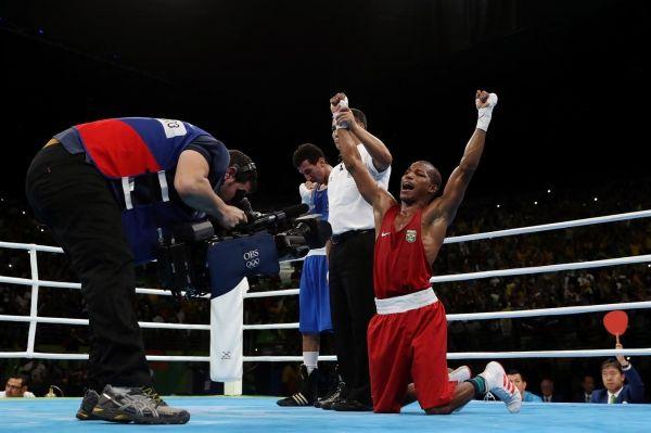 Robson Conceicao de Brasil gana la final del peso ligero en Juegos Olímpicos de Río 2016. Visite nuestra página y sea parte de nuestra conversación: http://www.namnewsnetwork.org/v3/spanish/index.php  #nnn #bernama #malasia #malaysia #kl #rio #brasil #brazil #boxing #boxeo #deportes #sports #news #noticias #olympics #olimpiadas #conceicao