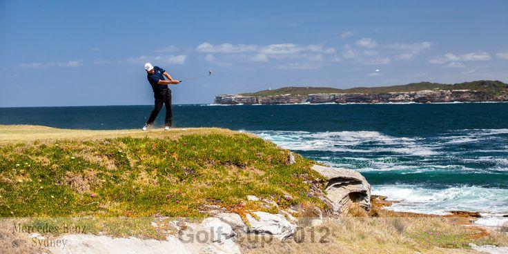 Mercedes Benz Sydney Golf Cup 2012 - NSW Golf Club