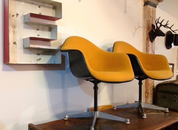 Herman Miller Chairs. $750