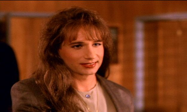 """David Duchovny   11 Actors You Forgot Were On """"Twin Peaks"""""""