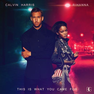 Calvin Harris & Rihanna - Calvin Harris & Rihanna - This is What You Came For made by Brave