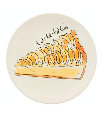 Blond Amsterdam - Tarte Tatin - Pastry Plate