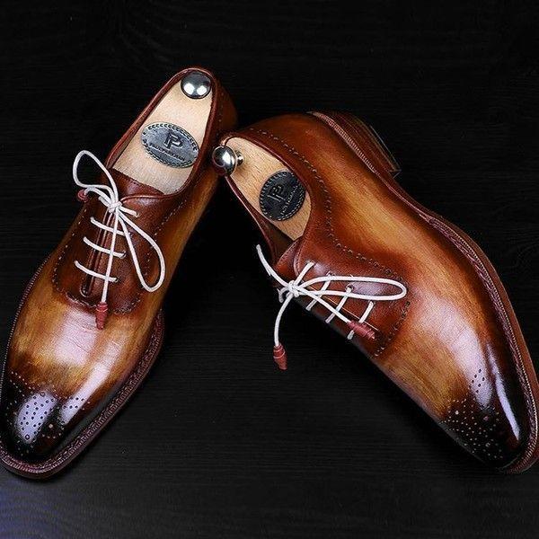 Paul Parkman Brown - cool mens dress shoes, mens dress shoes sale, mens boat shoes